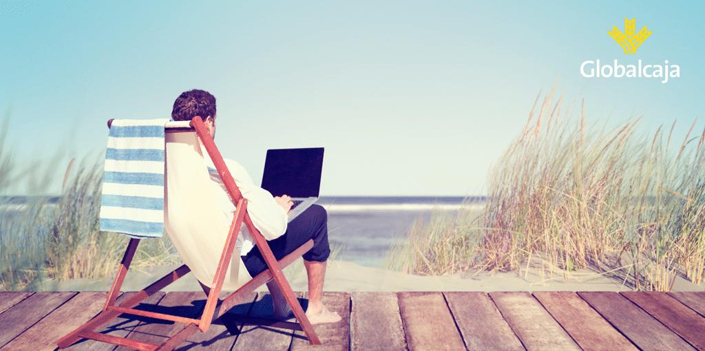 ¿Cómo desconectar de la oficina durante las vacaciones de verano?