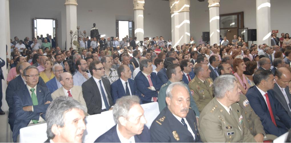 Globalcaja, en la toma de posesión de los nuevos consejeros del Gobierno de Castilla La Mancha
