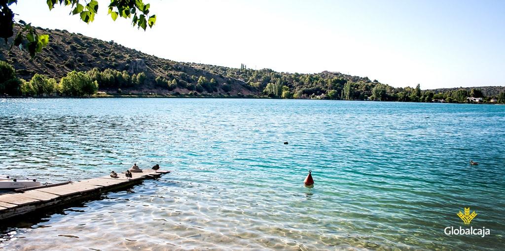 las piscinas naturales de castilla la mancha una