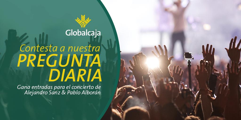 Última oportunidad para conseguir entradas para el concierto de Alejandro Sanz y Pablo Alborán