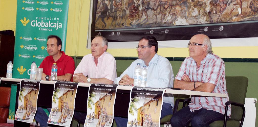 Intensa actividad de la Fundación Globalcaja en Cuenca en apoyo de la cultura y tradición de la provincia