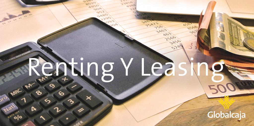 Diccionario económico: renting y leasing