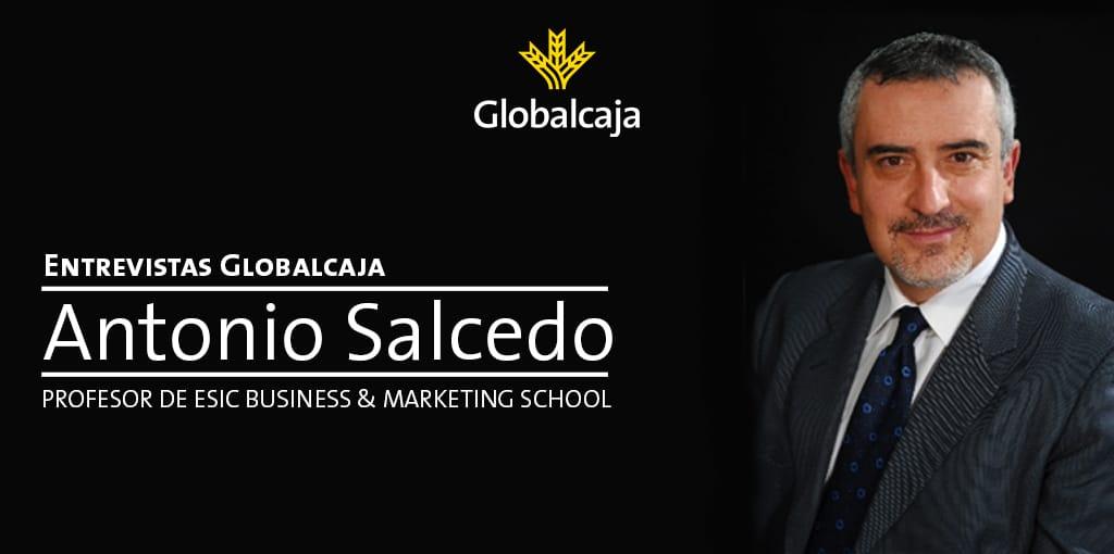 """Antonio Salcedo: """"Hemos de dejar de hablar de emprendedores y empezar a hablar de empresarios"""""""