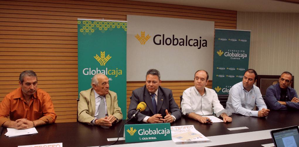 """Presentado el VIII Torneo Cadete e Infantil """"Ciudad de Cuenca Globalcaja"""""""