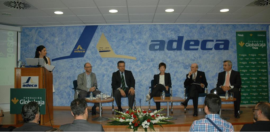 Las fundaciones de Globalcaja y ADECA fomentan el uso de canales digitales en la comercialización