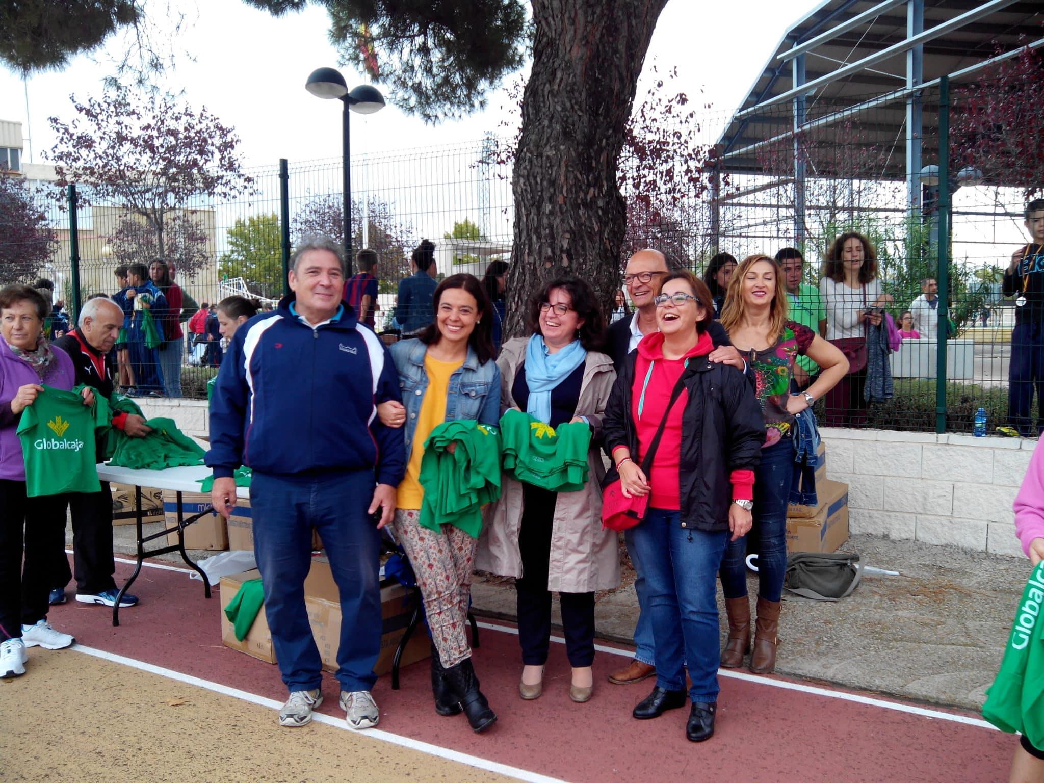 Globalcaja, protagonista en el XX Maratón Popular de CLM, en Ciudad Real