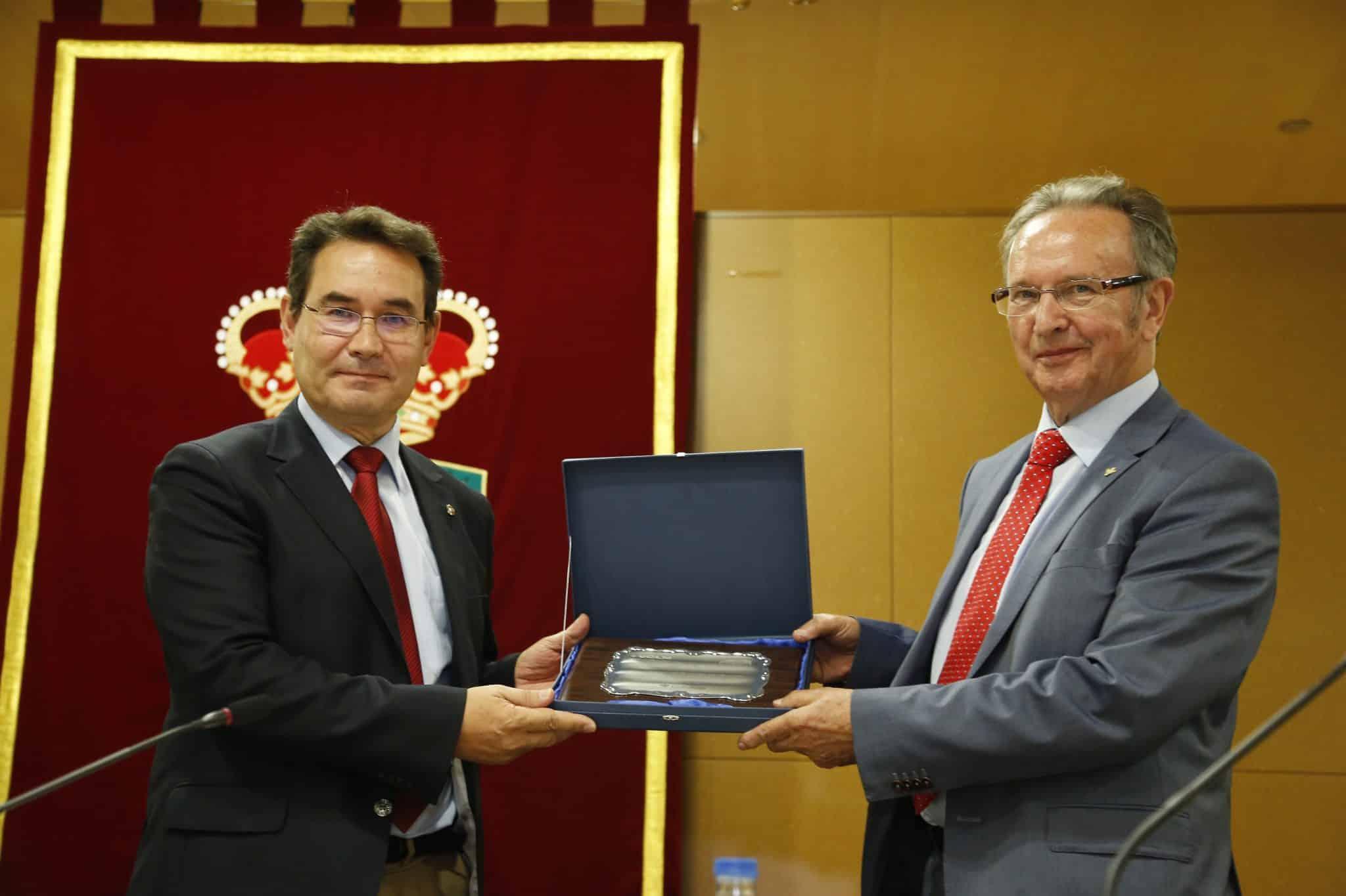 Globalcaja, reconocida por la Escuela Técnica Superior de Ingenieros Agrónomos y Montes de la UCLM