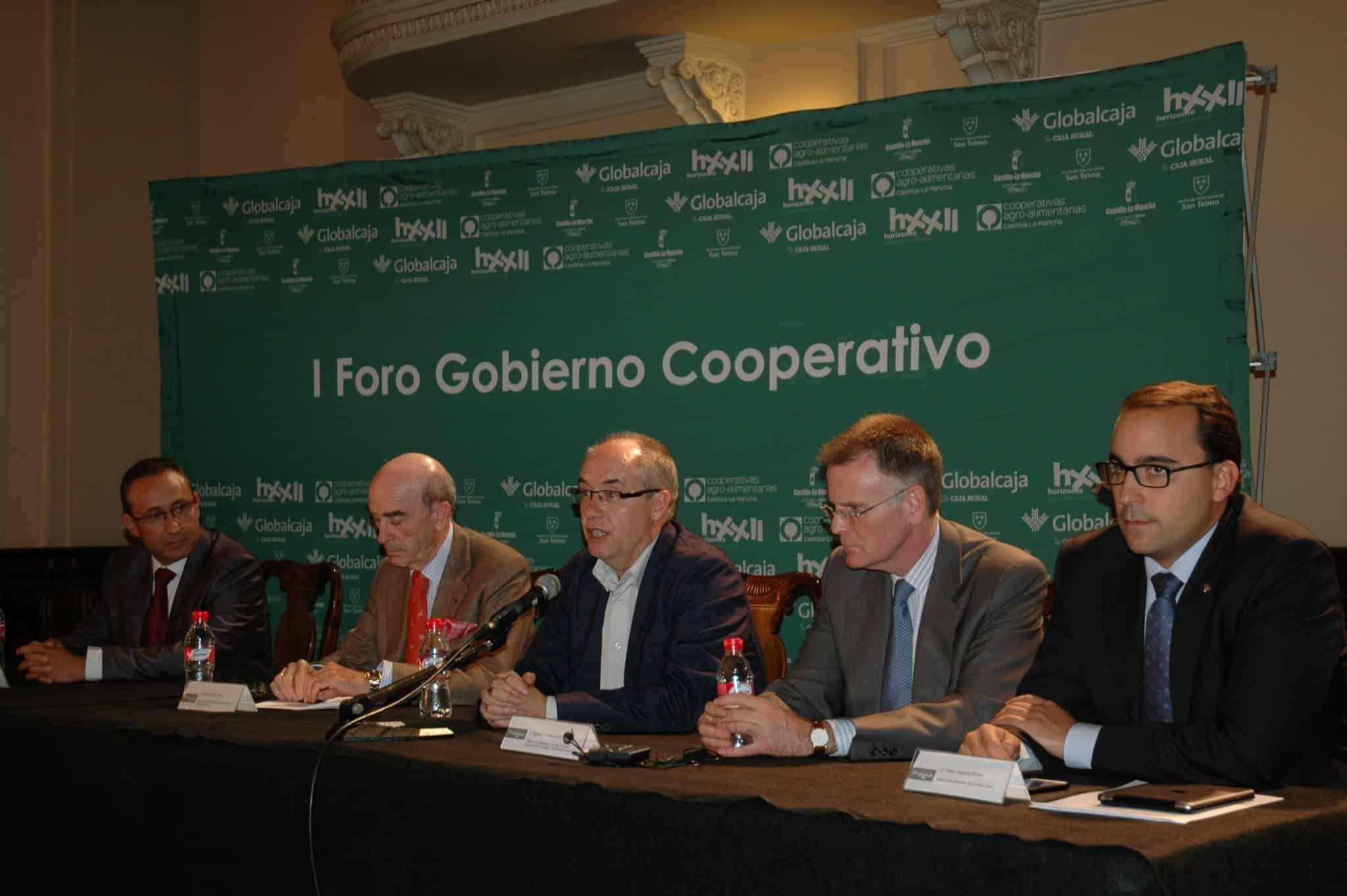 Los consejos rectores de Ciudad Real se forman en el Foro de la Fundación Globalcaja HXXII