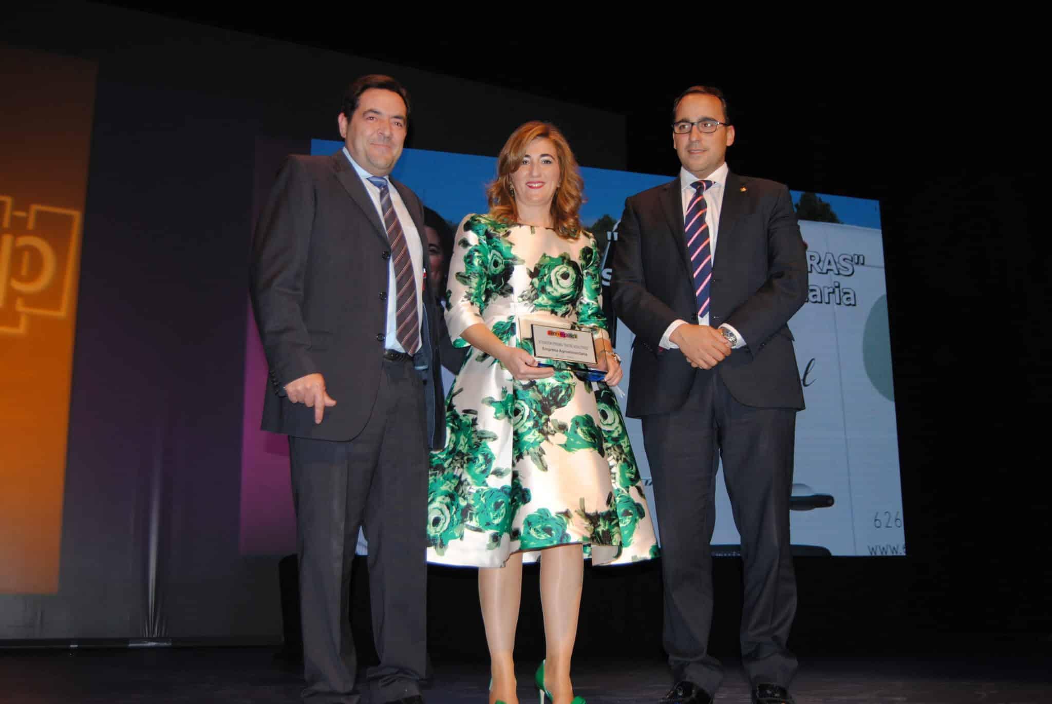 Globalcaja, con el mundo de la empresa en los Premios AMEPAP