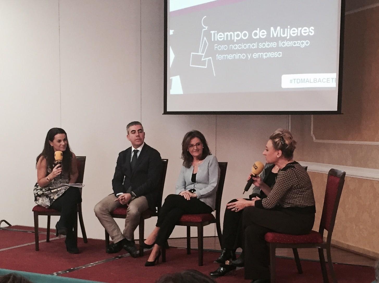 Globalcaja, en 'Tiempo de Mujeres' de la cadena SER