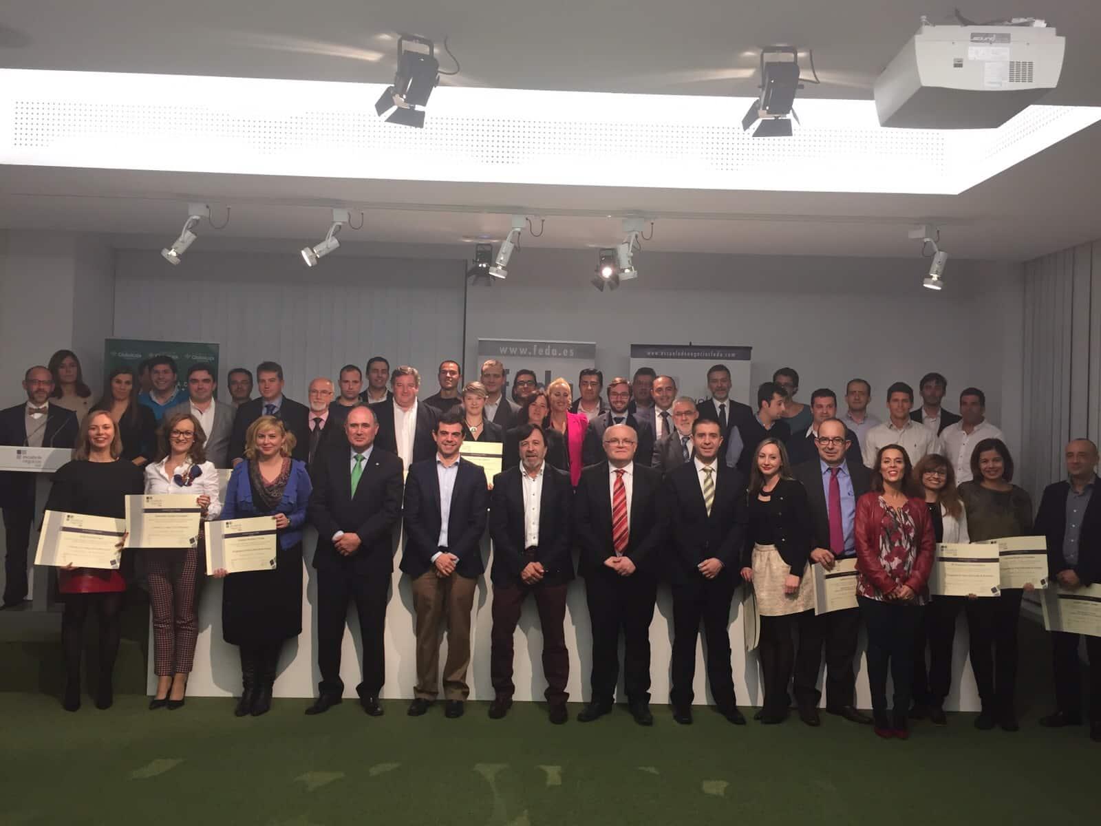 La Fundación Globalcaja Albacete, con el mundo de la empresa en FEDA