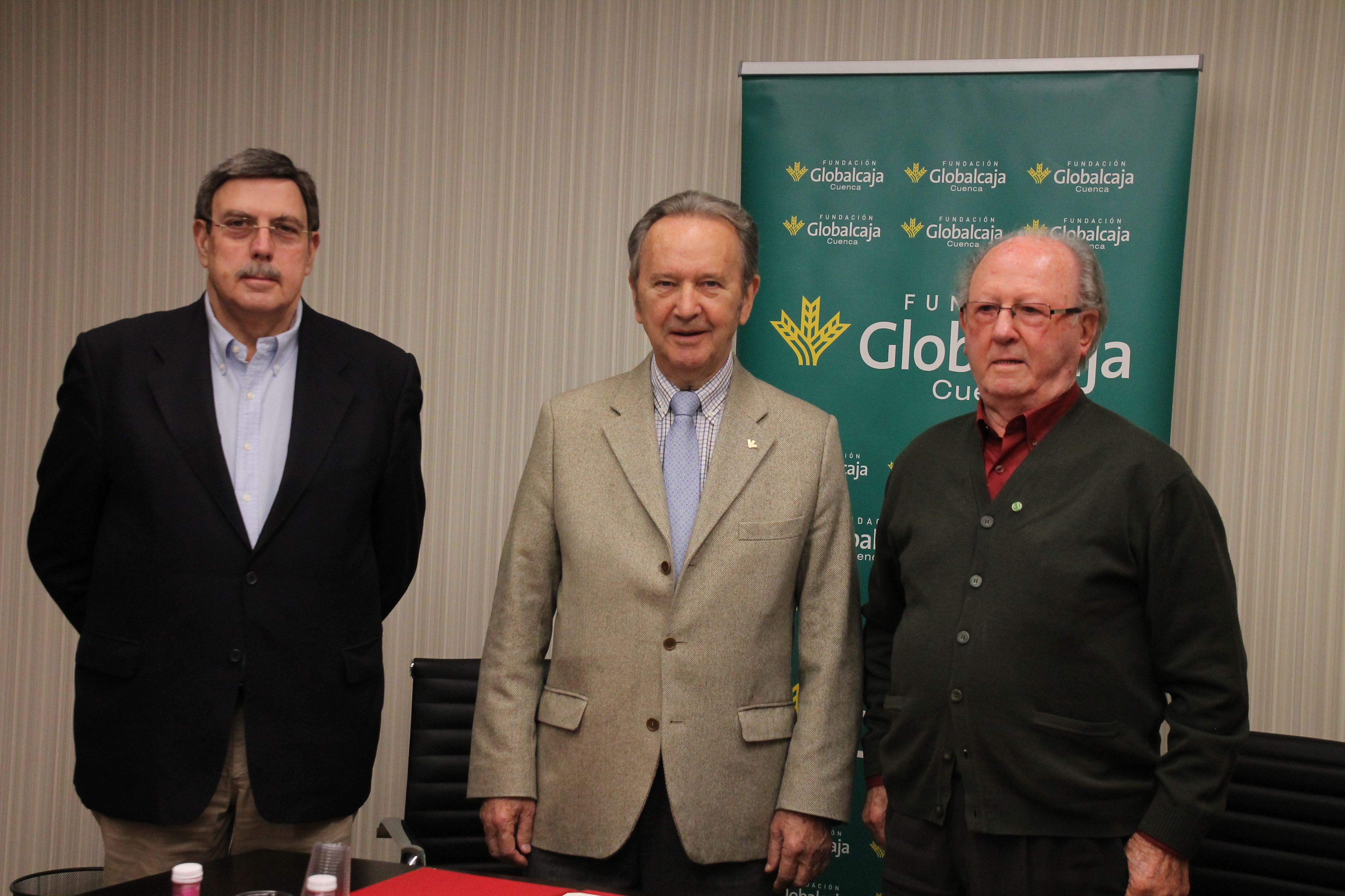 Firmado el convenio entre la Fundación Globalcaja Cuenca y la Sociedad San Vicente Paúl