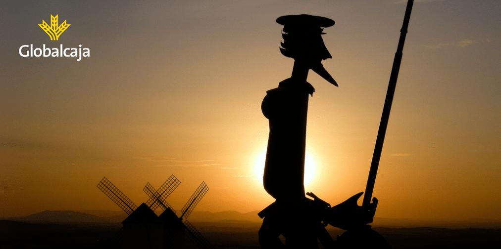 Tras los pasos de Don Quijote de La Mancha
