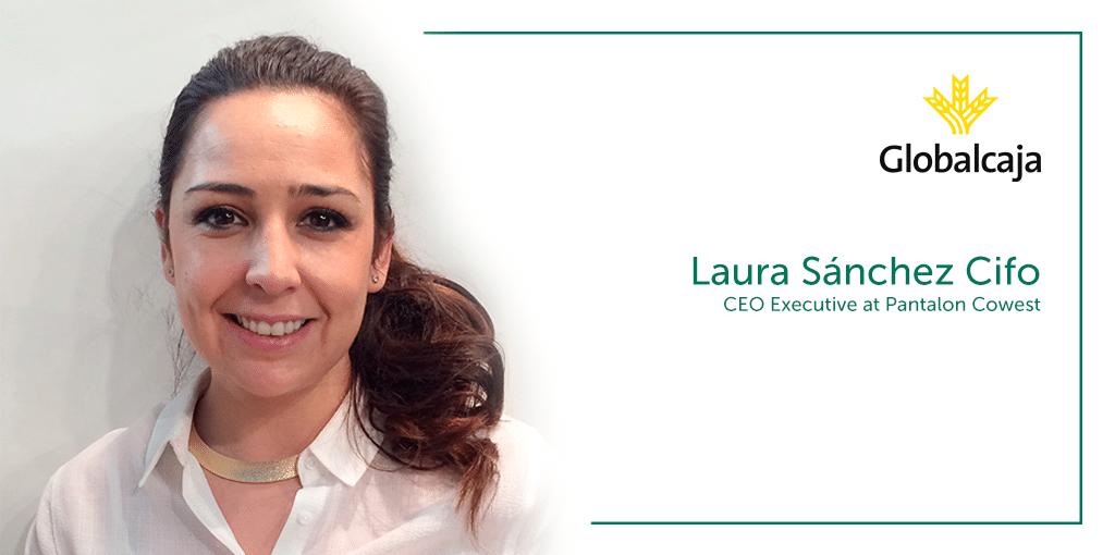 """Laura Sánchez Cifo: """"Si no eres capaz de adaptarte te ves obligado a cerrar"""""""
