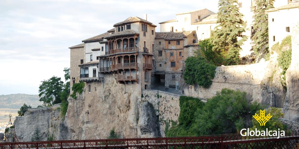 Globalcaja apoya a Cuenca en el XX aniversario de su declaración como Patrimonio de la Humanidad