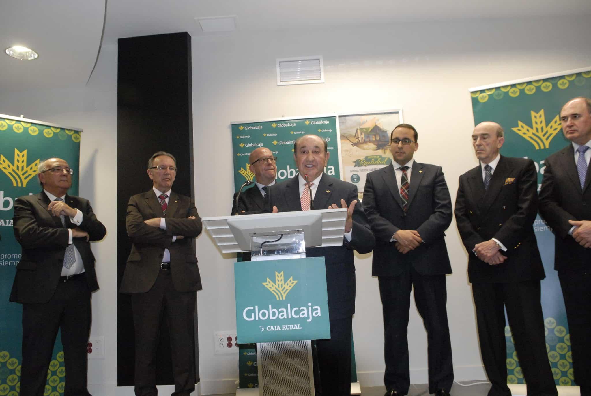 Higinio Olivares resalta que Globalcaja será cómplice del desarrollo social y económico de Mora