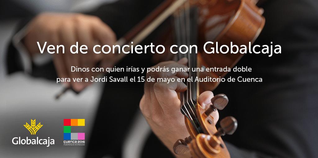Regalamos 3 entradas dobles para 'La Viola Céltica' de Jordi Savall en el Teatro Auditorio de Cuenca