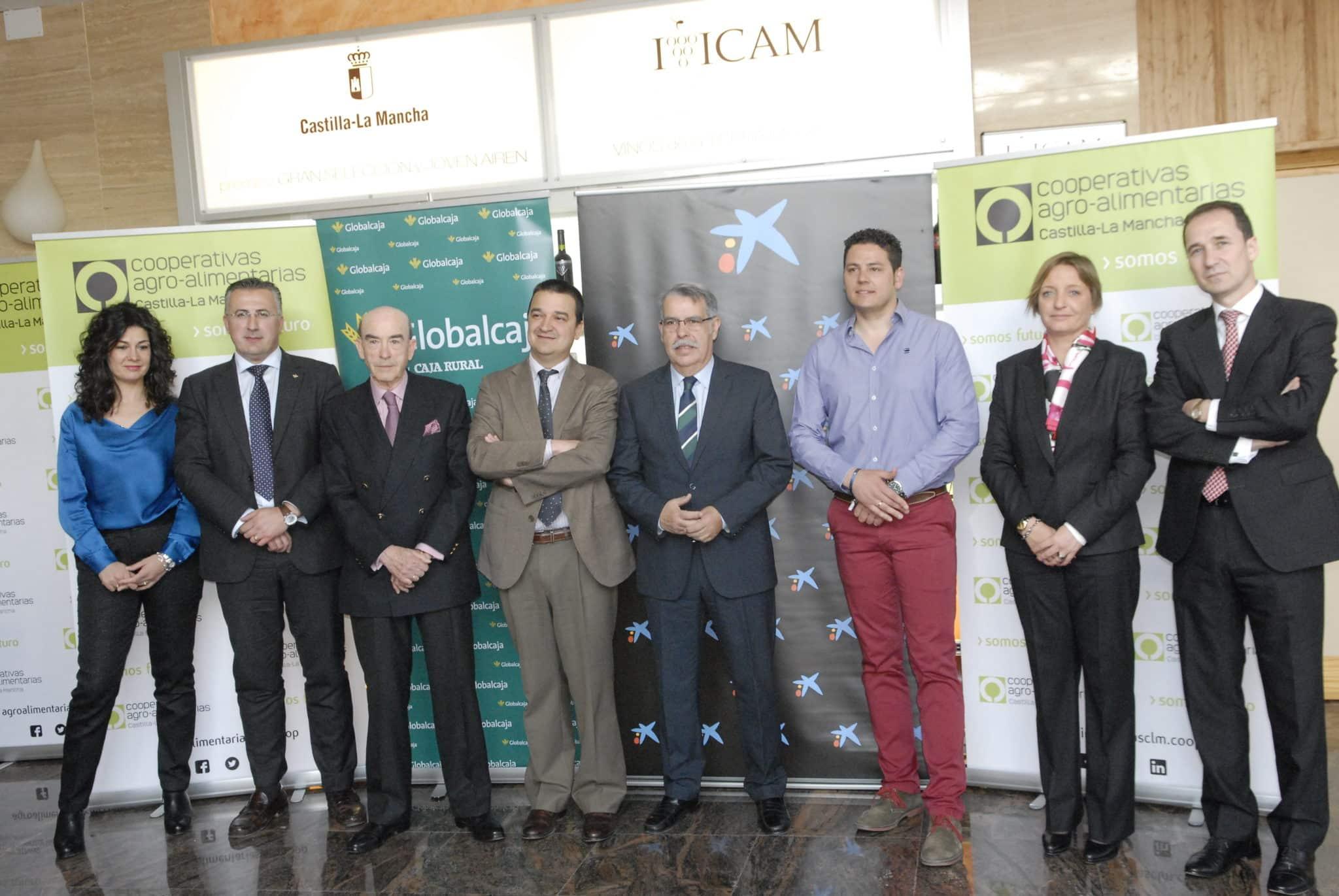 Globalcaja, en la jornada de la PAC de Cooperativas Agroalimentarias de Castilla-La Mancha