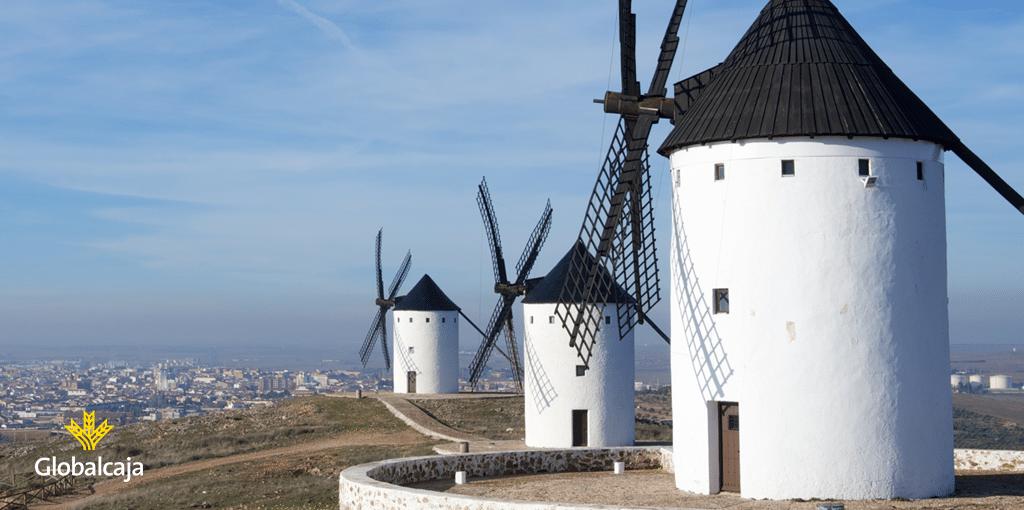 Recorrido por los lugares cervantinos de Castilla-La Mancha