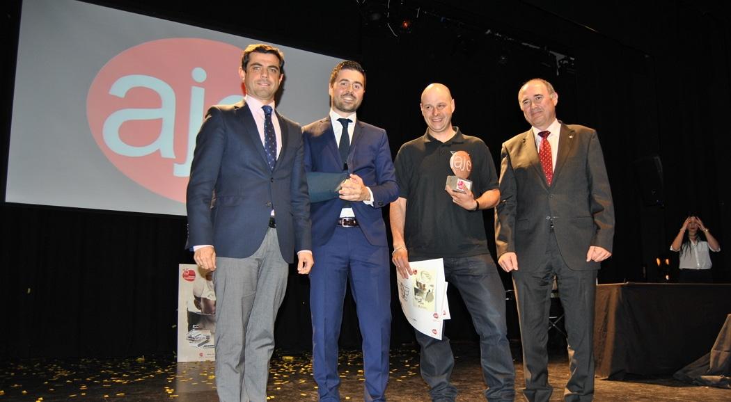 Globalcaja, reconocida en la 15ª Edición del Premio Joven Empresario de Albacete
