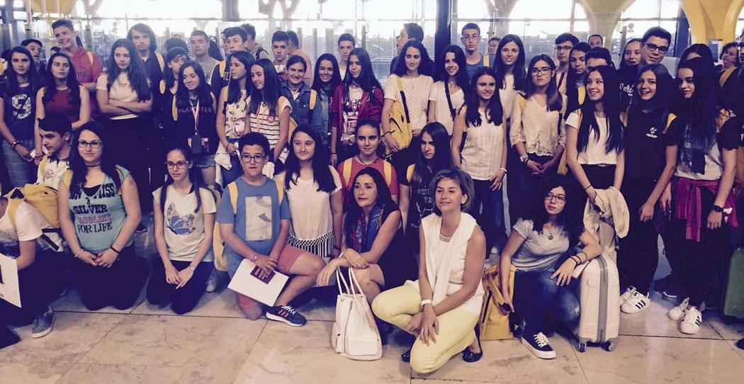 Setenta jóvenes comienzan su aventura en Irlanda con Start Up English