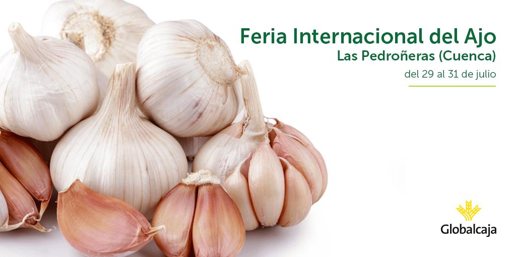 Feria Internacional del Ajo de Las Pedroñeras – FIDA 2016