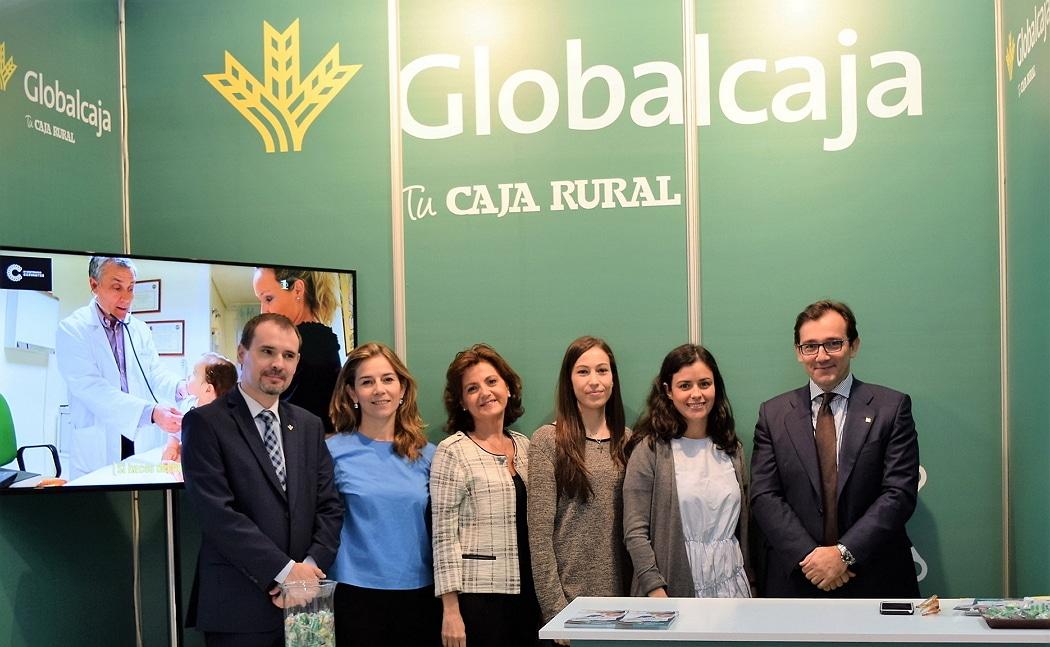Globalcaja apuesta de forma decidida por la contratación de jóvenes universitarios en Castilla-La Mancha con su participación activa en el 11º Foro del Empleo de la UCLM.