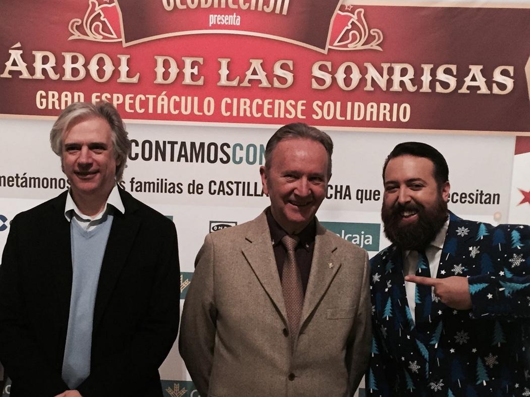 Cuenca cierra con gran éxito El Árbol de las Sonrisas, iniciativa solidaria para los niños de CLM estas navidades