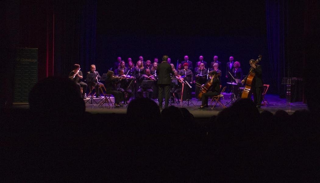 Éxito del concierto benéfico 'Cantos de Nuestra Tierra' de la Fundación Globalcaja Cuenca en Tarancón