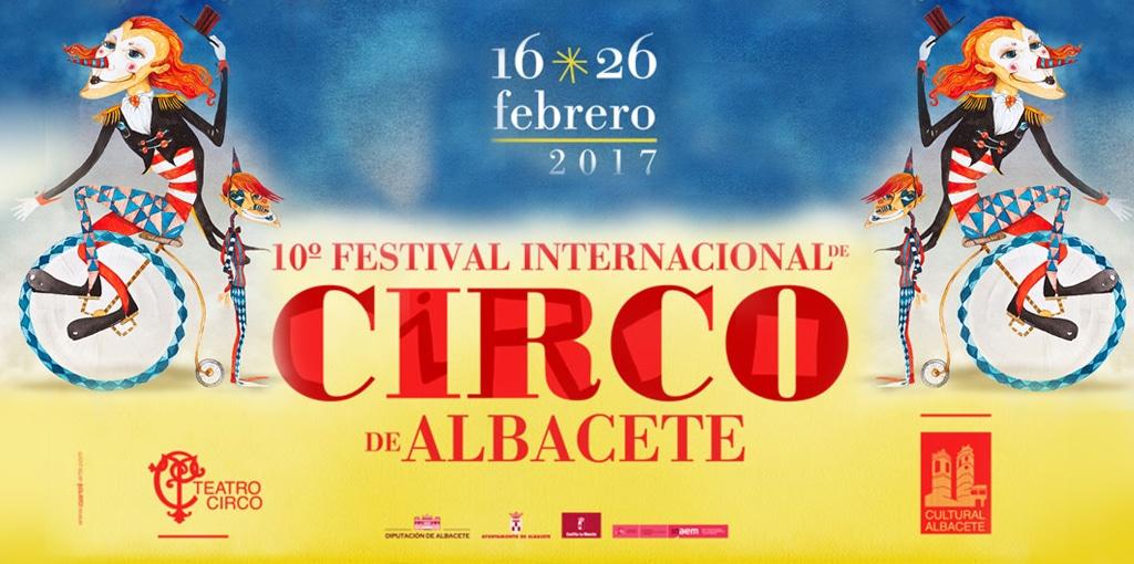 X Festival Internacional de Circo de Albacete