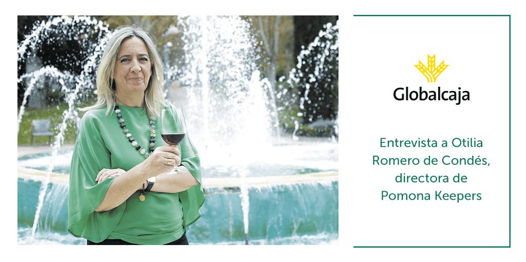 Entrevista a Otilia Romero de Condés, directora de Pomona Keepers