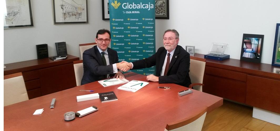 Firmado el convenio entre globalcaja y el colegio de - Colegio de aparejadores de tenerife ...
