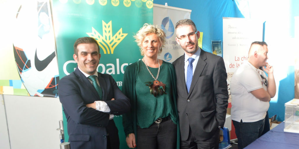 Globalcaja, en Stockalia en Tomelloso