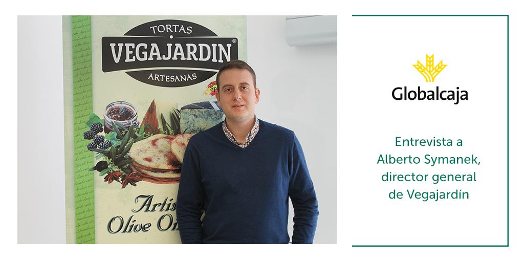 Entrevista a Alberto Symanek, director general de Vegajardin