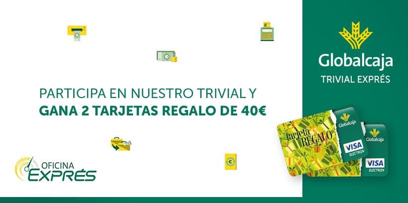 Juega a nuestro Trivial Exprés y gana una tarjeta de 40 euros