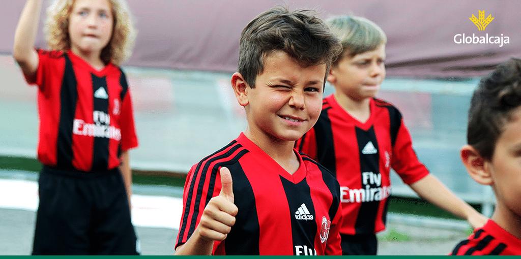 Entrena con los profesionales del AC Milan en Albacete