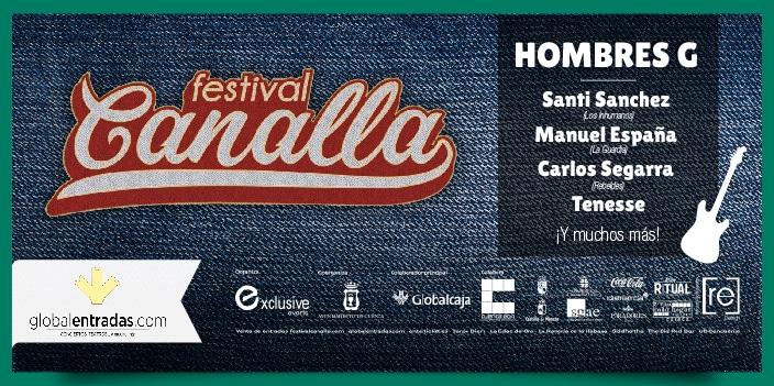 EL I FESTIVAL CANALLA LLENA CUENCA DEL MEJOR POP-ROCK NACIONAL