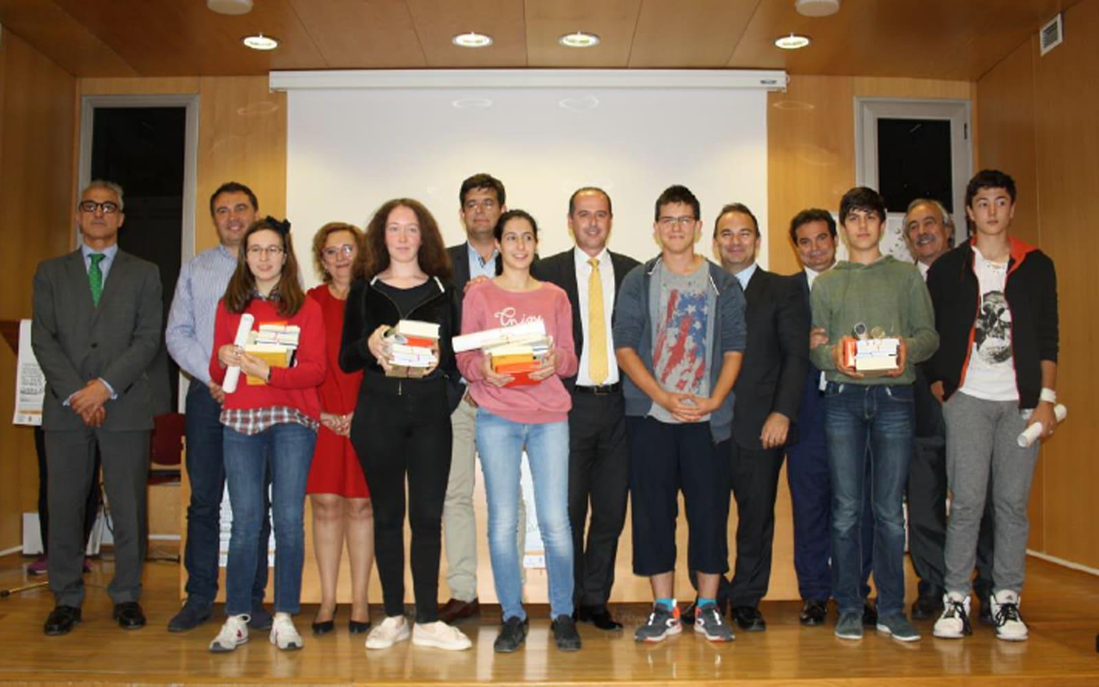 Globalcaja apoyó la Olimpiada Matemática en Guadalajara