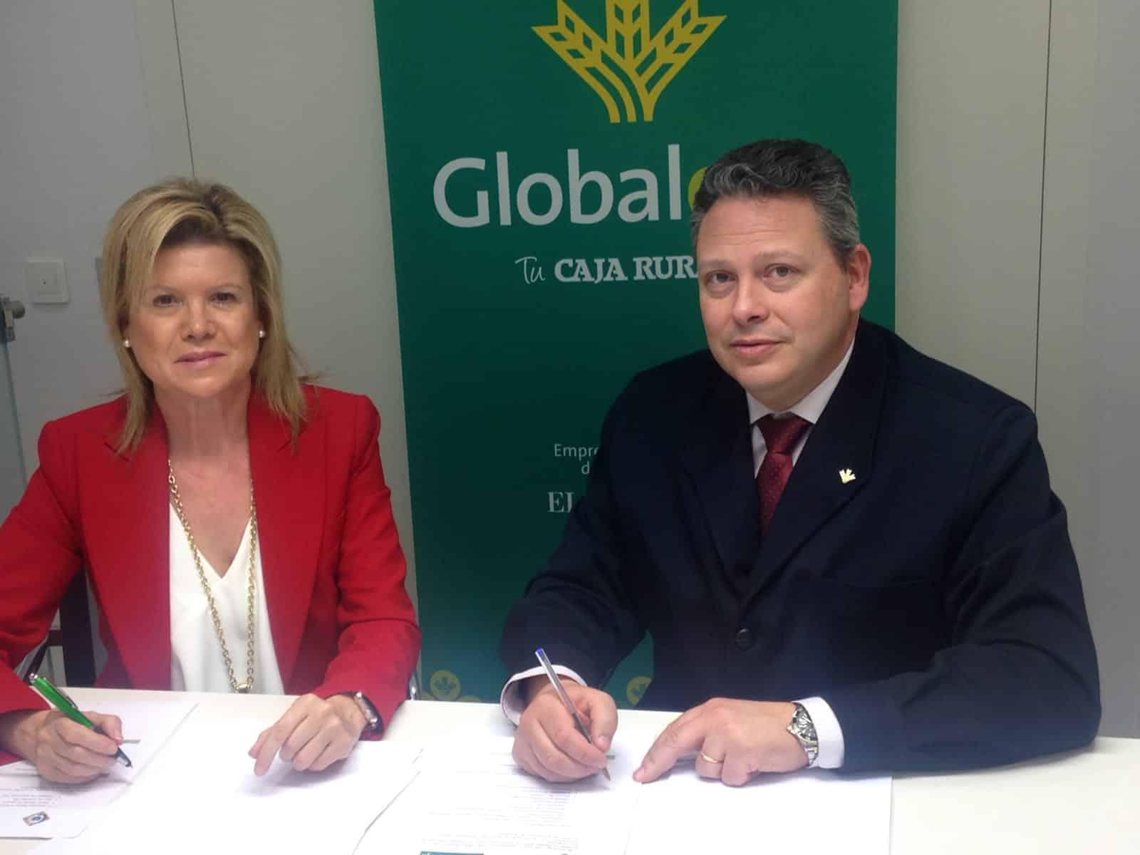Globalcaja renueva su convenio con el Consejo Regional de Agentes Comerciales de Castilla – La Mancha