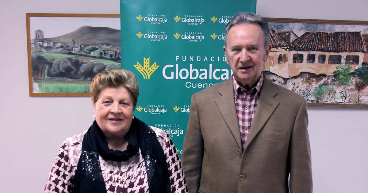 CONVENIO DE LA FUNDACION GLOBALCAJA CUENCA CON EL AYUNTAMIENTO DE VALDEOLIVAS