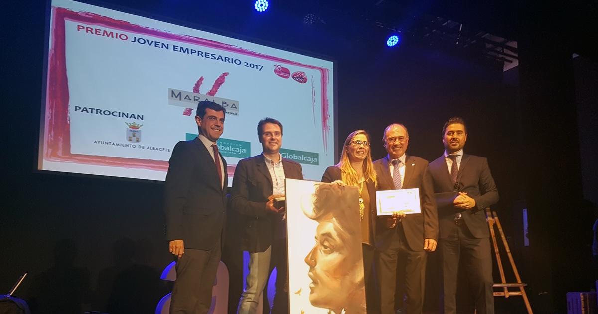 "Restaurante Maralba  ""Premio AJE 2017"""