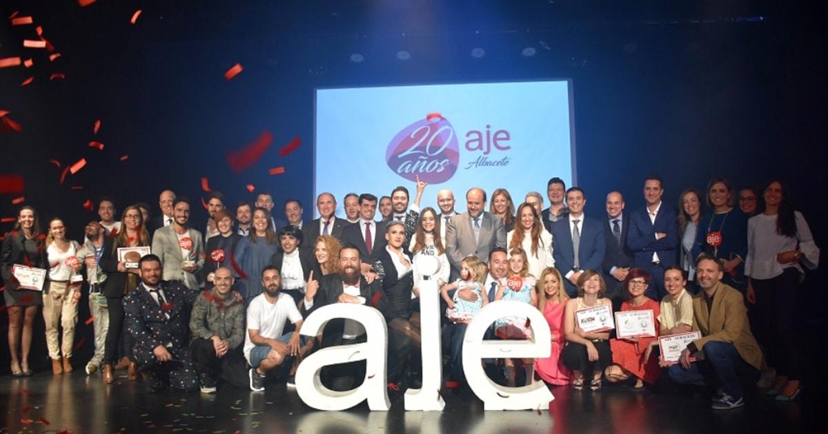 Premios AJE Albacete 2017