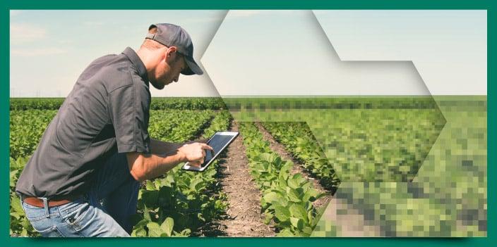 Agricultura digital, cultivando datos, cosechando futuro