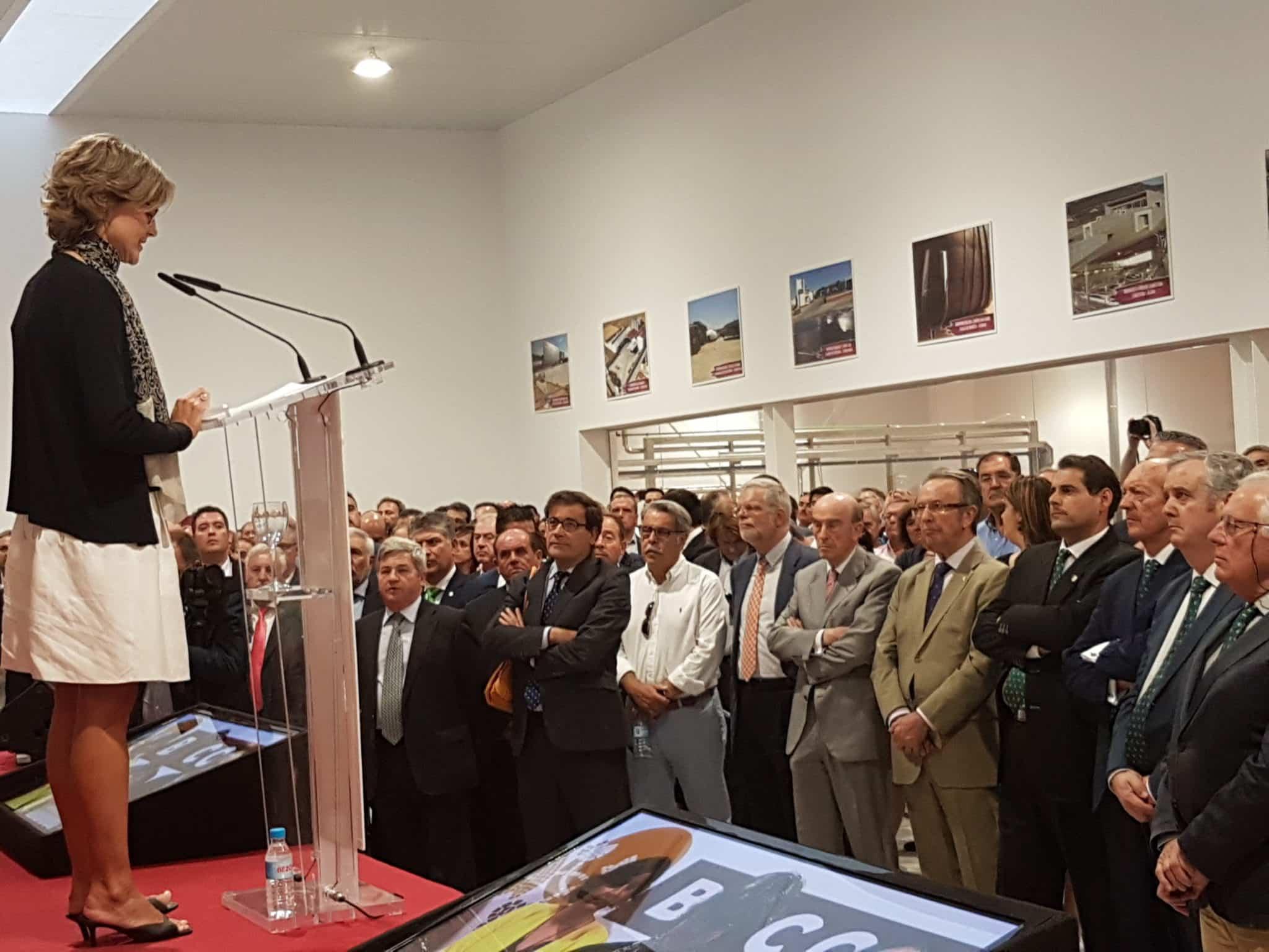 GLOBALCAJA Inauguración DCOOP BACO