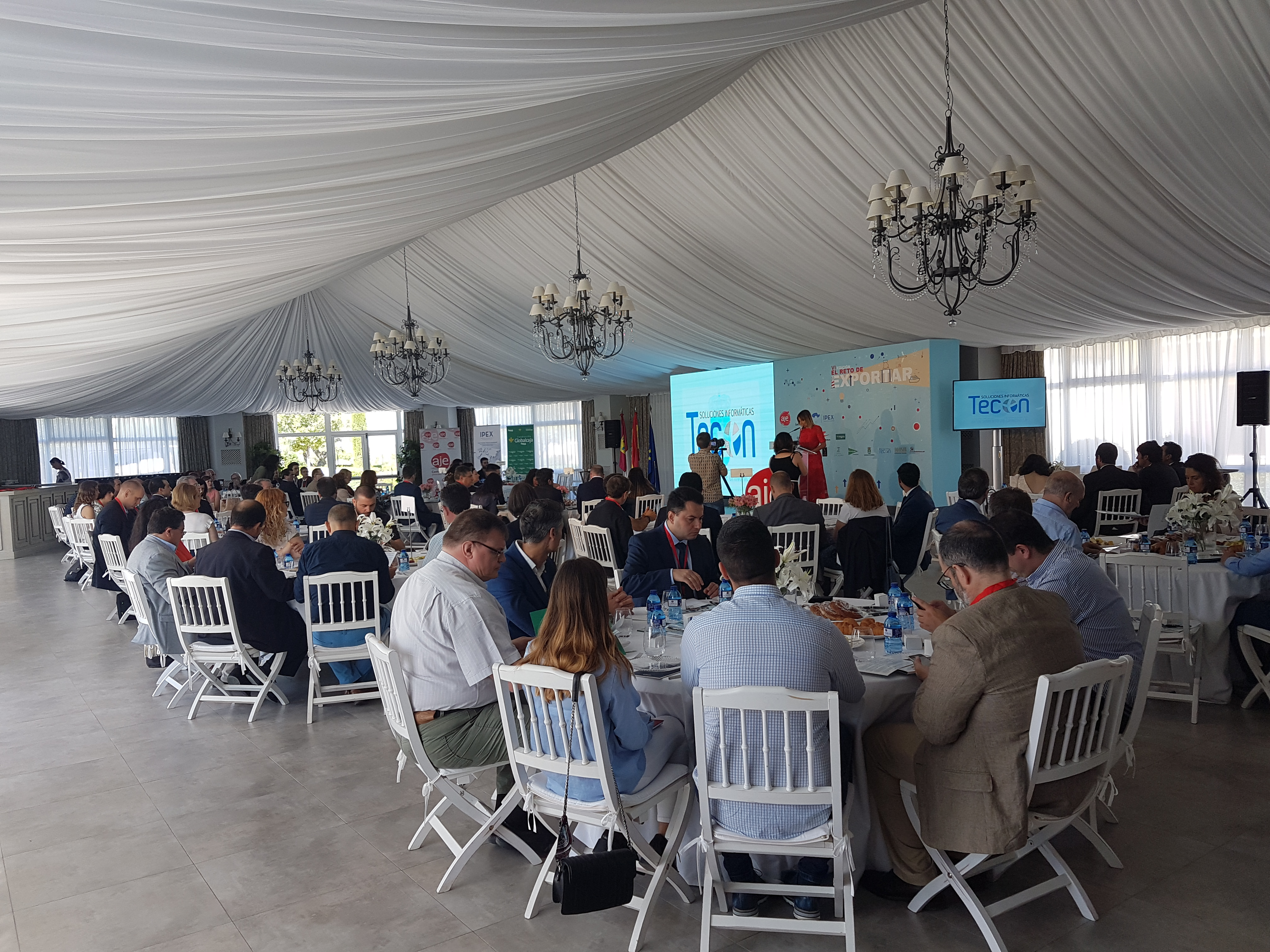 El reto de exportar, evento en el que ha participado Globalcaja.