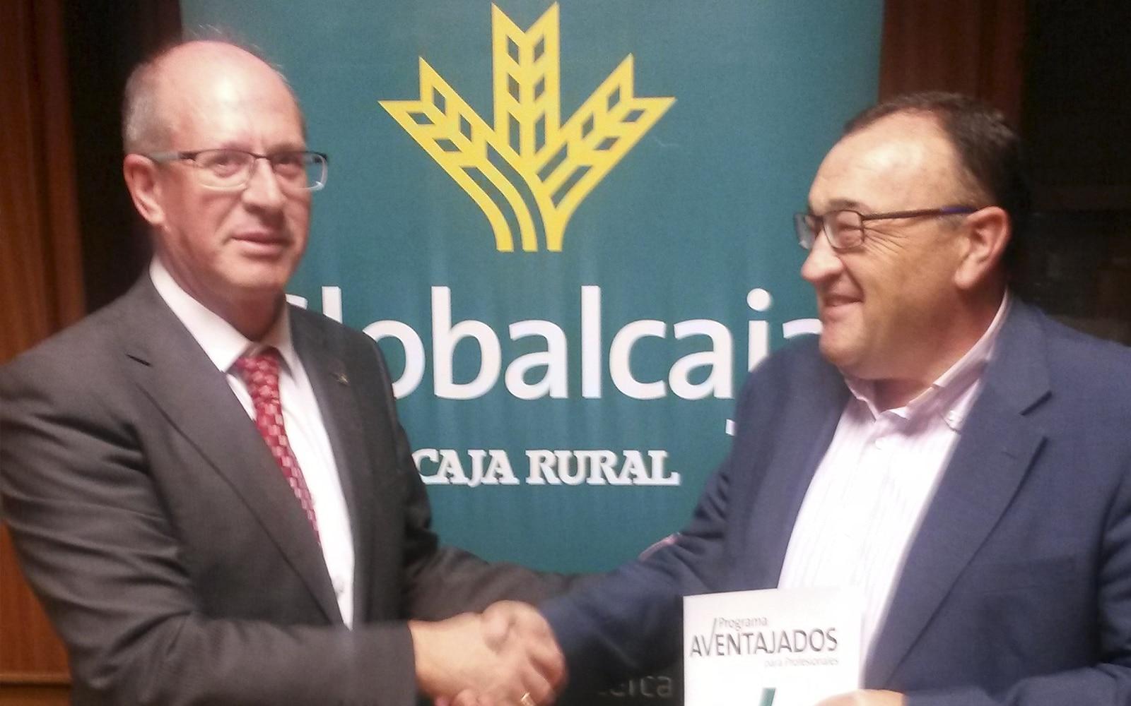 Globalcaja firma un convenio con el Colegio de Procuradores de Albacete