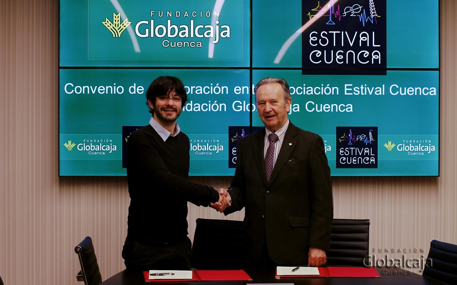 """Nuevo apoyo de la Fundación Globalcaja a """"Estival Cuenca"""""""
