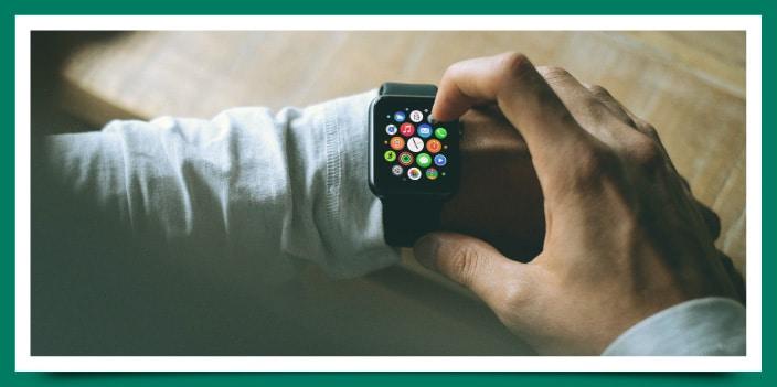 Aprovechemos la tecnología wearable en temas bancarios