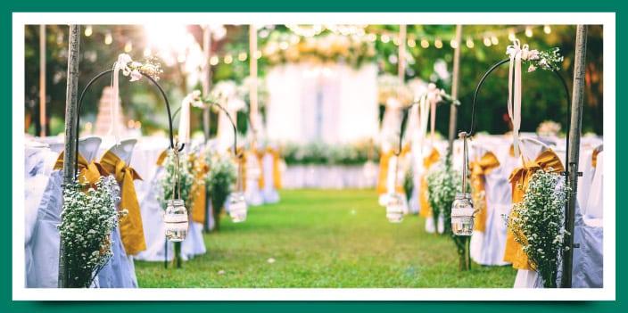 6 tips para una boda perfecta con un bajo presupuesto.