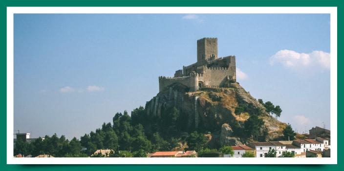 Los 6 Castillos más emblemáticos de Castilla-La Mancha